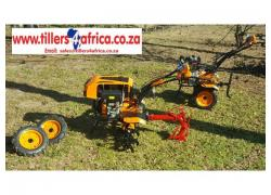 Tiller / Two wheel tractors