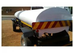 Diesel/water trailer