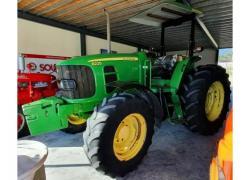 John Deere 6225 4wd tractor
