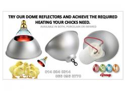 Dome Heaters