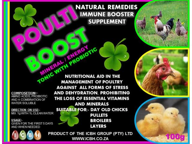 Poulti Boost - Stress Pack