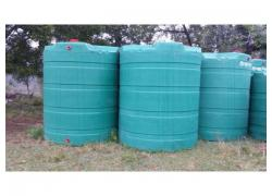 New 5000 Litre Water Tanks