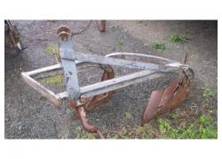 Used 2 furrow plough