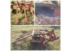 3 Furrow Mouldboard Plough