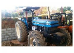 New Holland 6610 S 4WD
