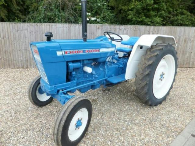 Ford 4000 tractor for sell